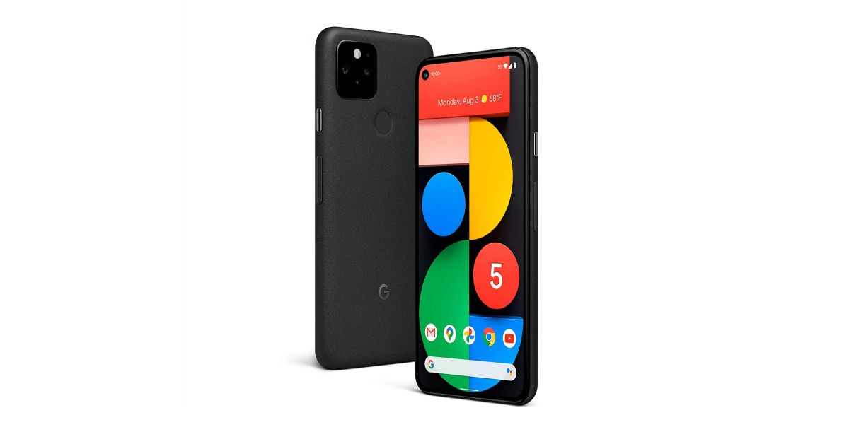 Google Pixel 5 drops to Black Friday price of $649 (Amazon all-time low) - 9to5Toys