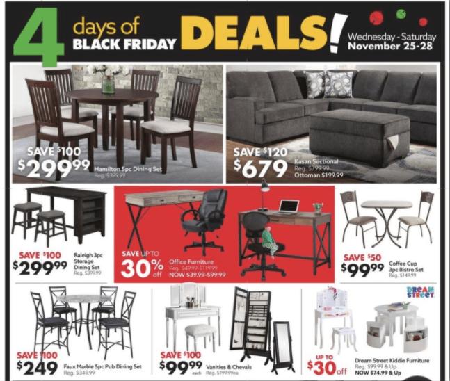 Big Lots Black Friday Ad 50 Air, Furniture Black Friday Ad 2020