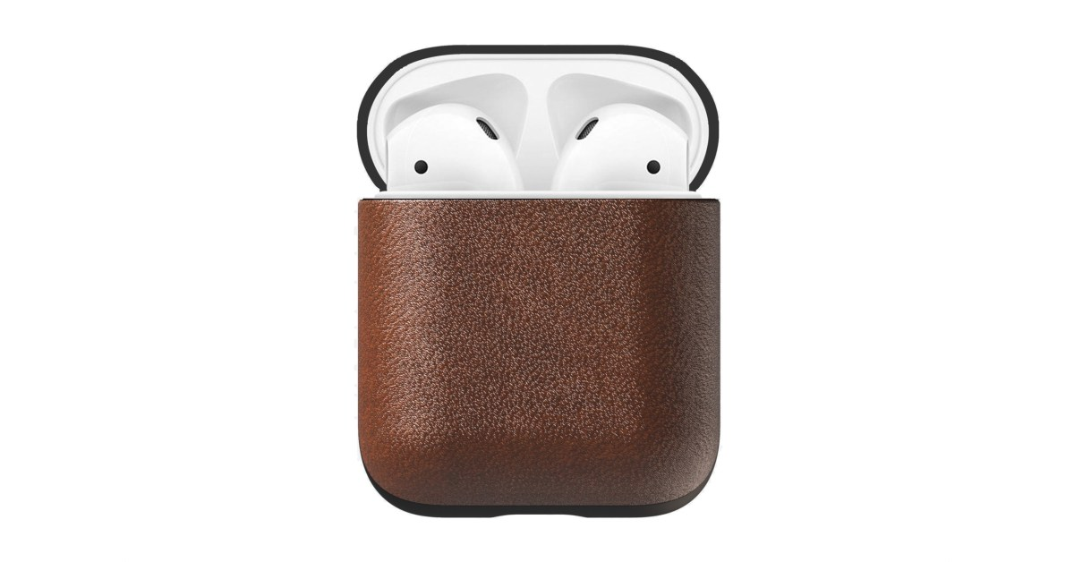 Nomad outlet sale takes 40% off or more AirPods and iPhone accessories - 9to5Toys