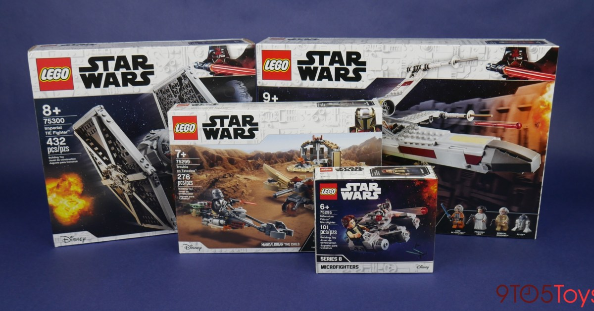 Best LEGO 2021: Highlights from the latest Star Wars wave - 9to5Toys