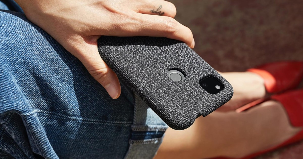 Google's official Pixel 4a with 5G Fabric Case falls to new Amazon low at $27 (Save 33%)