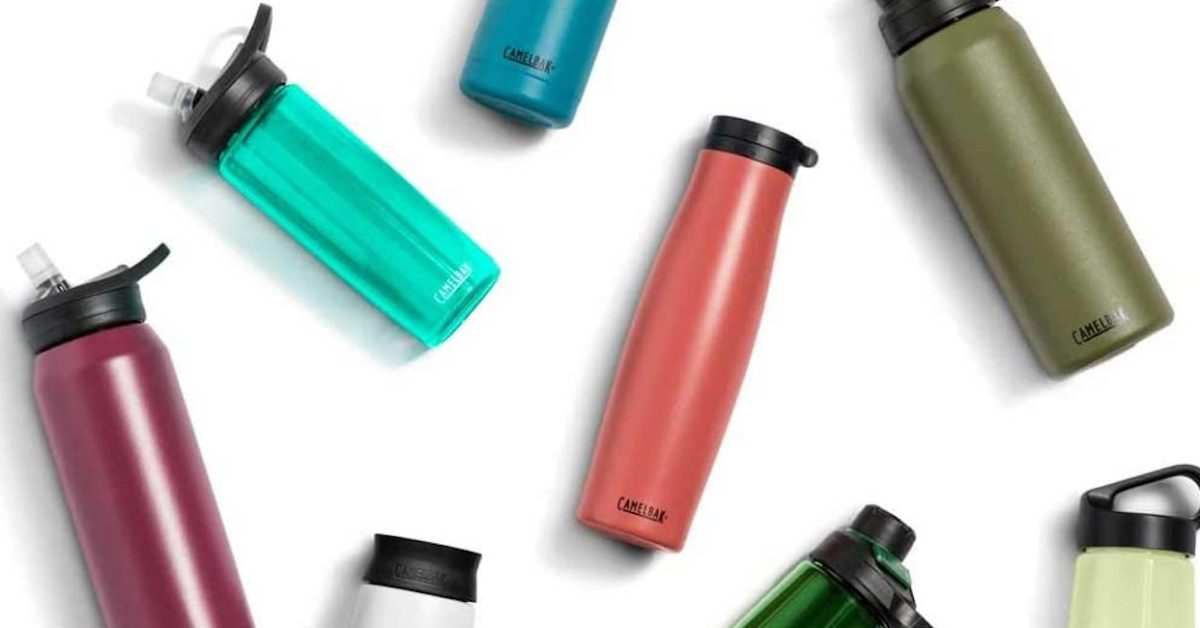 Refresh your water bottle/tumbler from $7: CamelBak and Contigo up to 45% off at Amazon - 9to5Toys