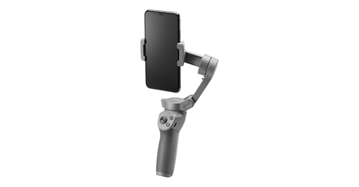 Elevate iPhoneography with DJI Osmo Mobile 3 at a new Amazon low of $79 - 9to5Toys