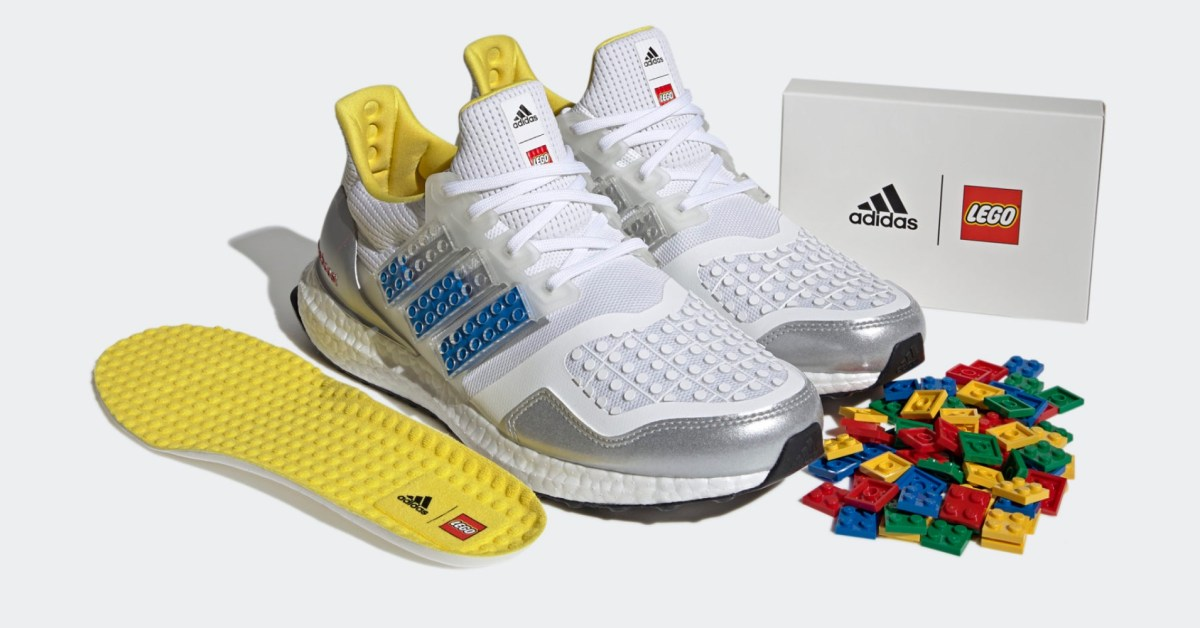LEGO adidas UltraBoosts launching later this week - 9to5Toys