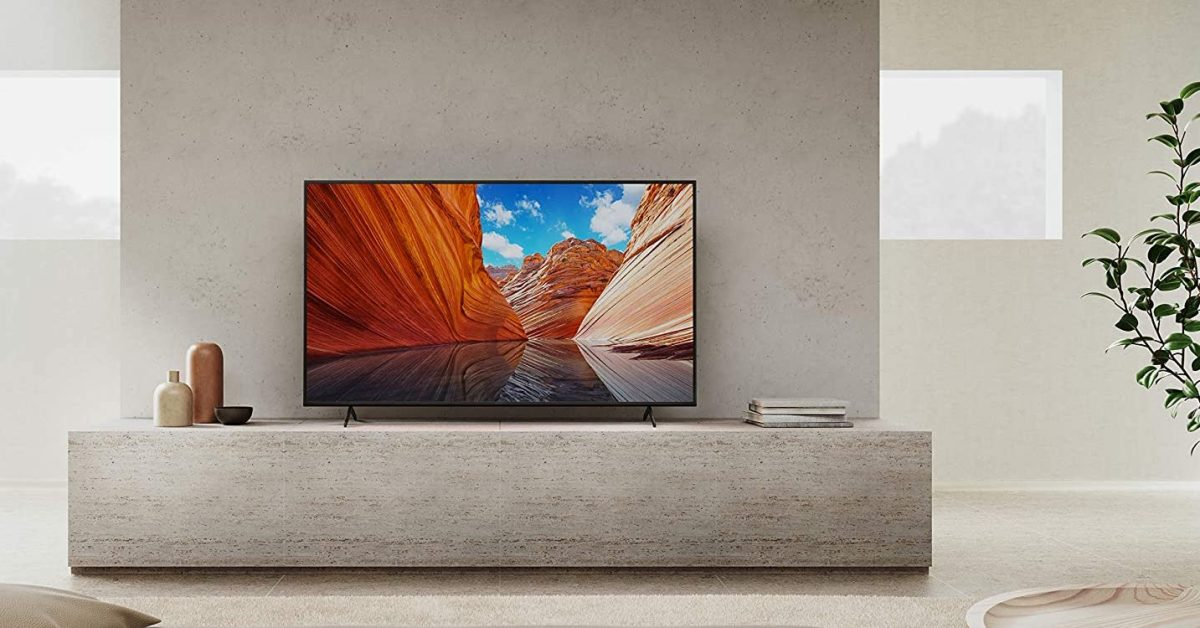 Sony's 2021 65-inch AirPlay 2 4K Google TV hits Amazon low at $898 ($250 off) + more from $500 - 9to5Toys