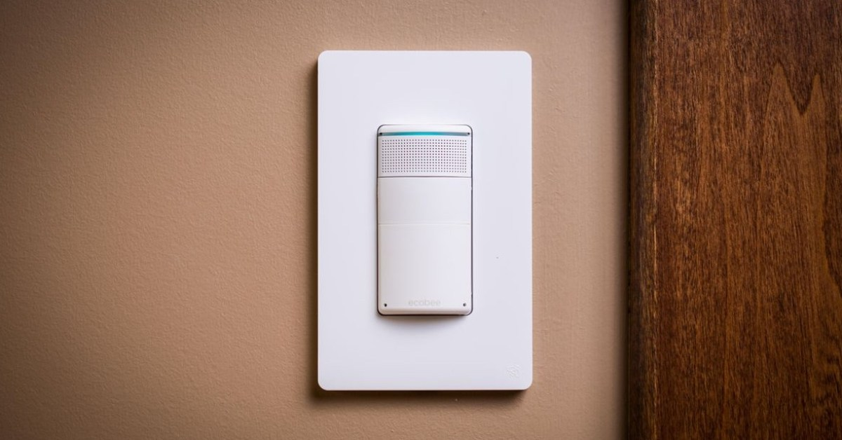 ecobee's Smart+ light switch with HomeKit and built-in Alexa plummets to $40 (Save 43%) - 9to5Toys