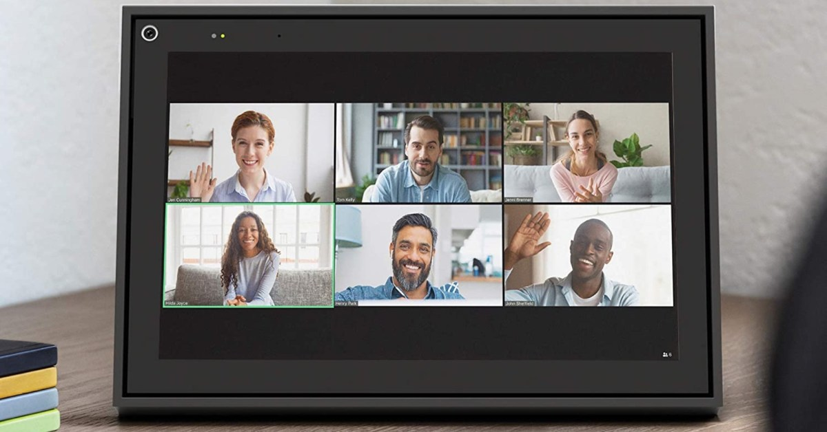 Facebook Portal Smart Displays feature built-in Alexa at Amazon lows from $129 (Save $50) - 9to5Toys