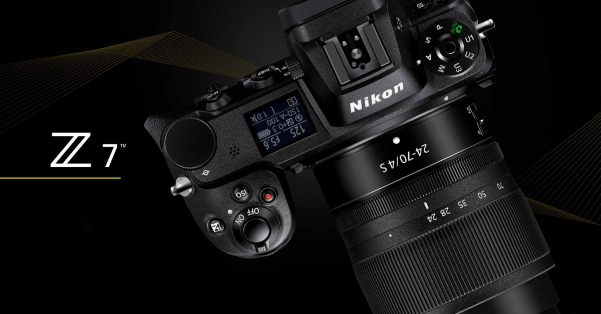 Nikon's refurb. Z7 mirrorless cameras have 45.7MP sensors + record 4K30 from $1,600 - 9to5Toys