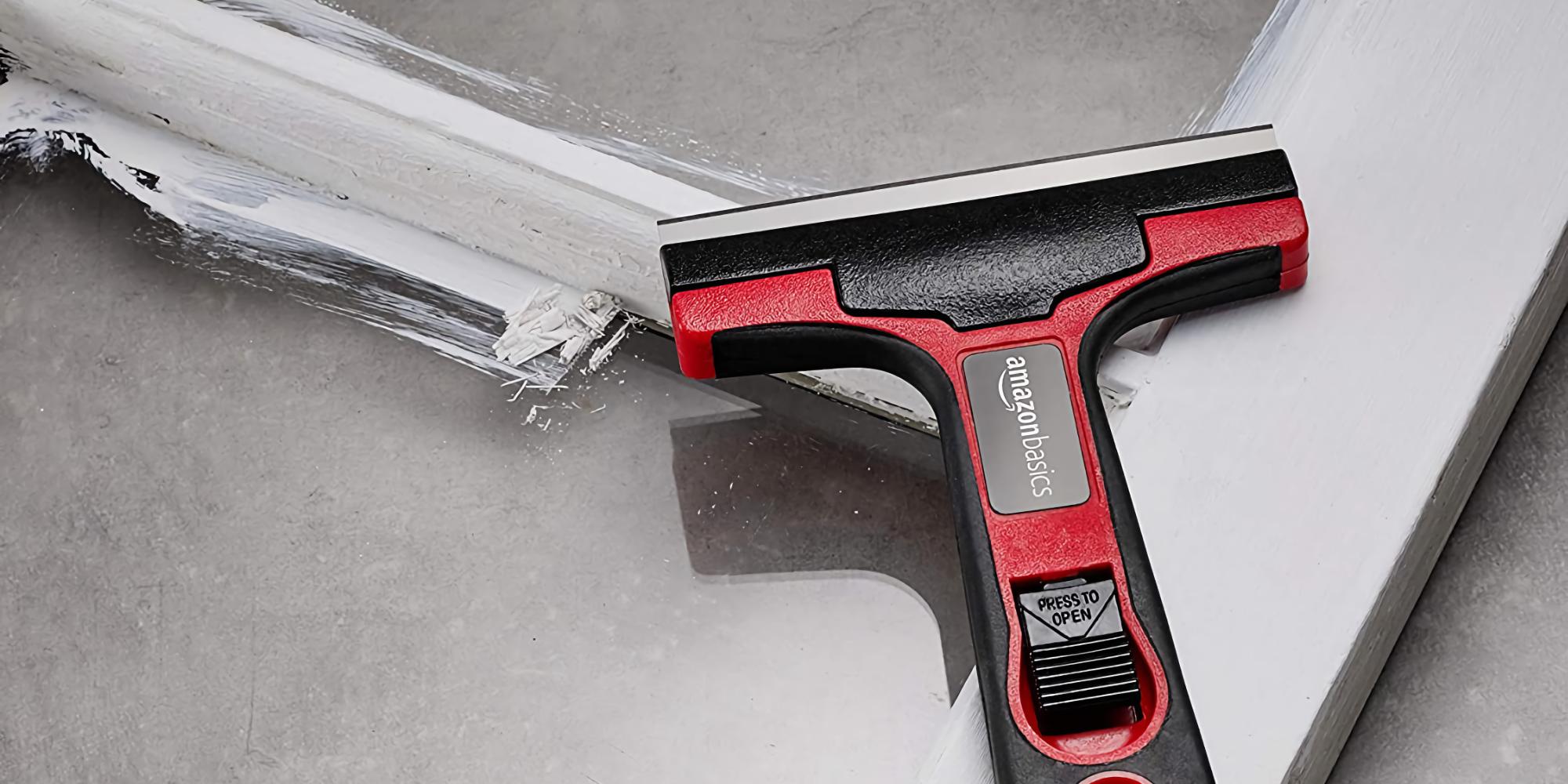4 inch glass tile scraper