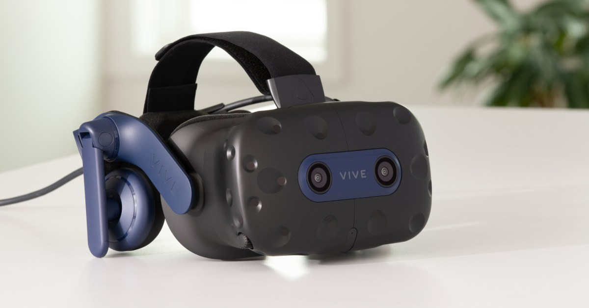 HTC Vive Pro 2 ups the ante with 5K display, 120° FOV, more - 9to5Toys