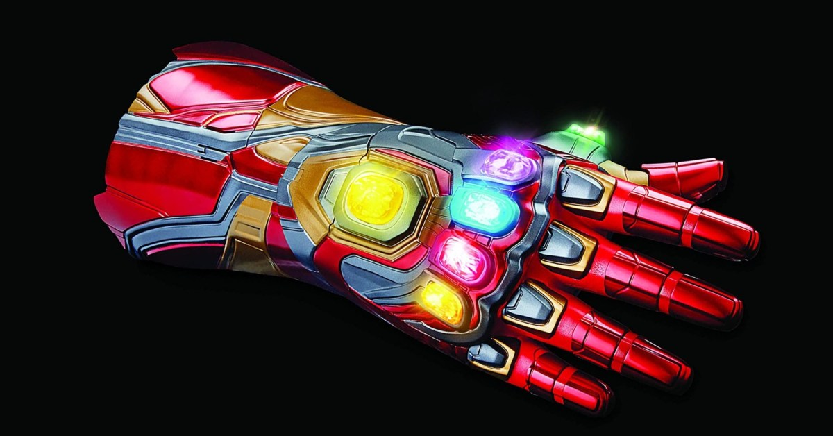 Iron Man Nano Gauntlet debuts as latest Marvel Legends prop - 9to5Toys