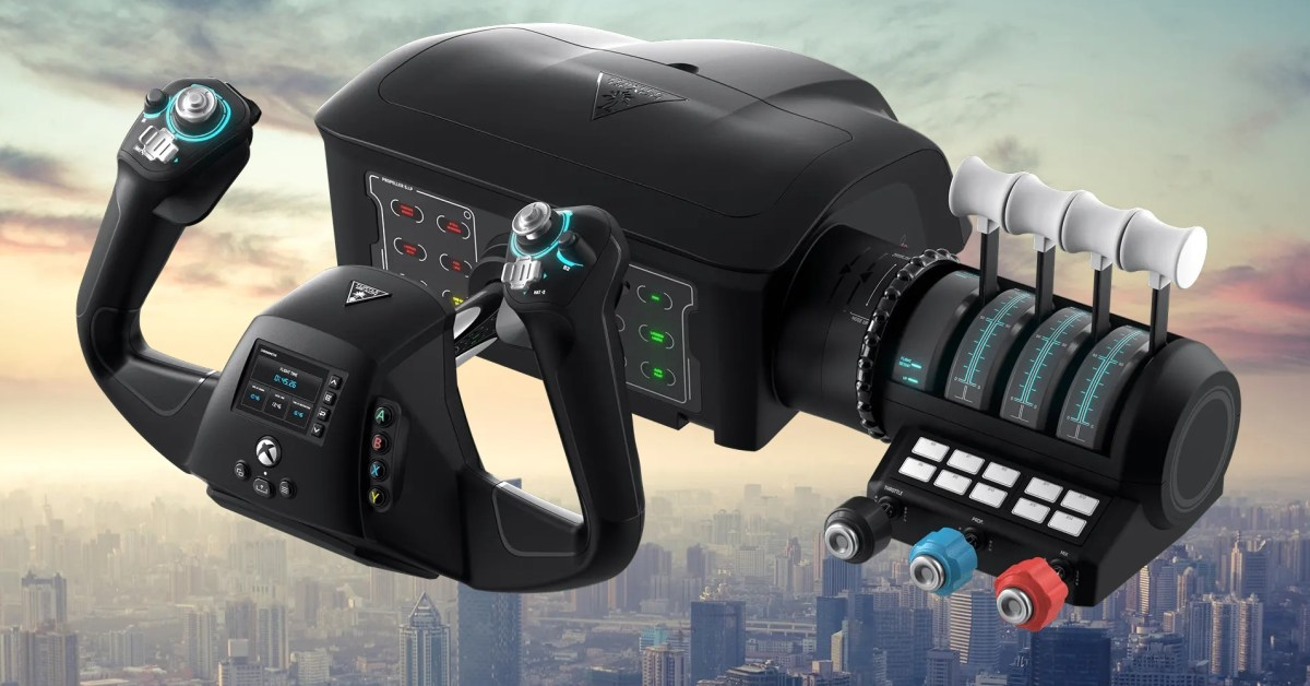 VelocityOne Flight Xbox system from Turtle Beach is here - 9to5Toys