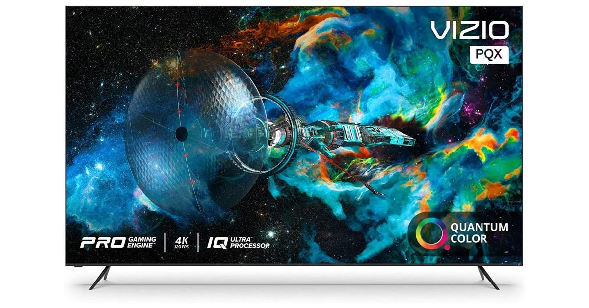 Pick up a new UHDTV from $700: VIZIO 85-inch 120Hz 4K, Samsung 55-inch 8K, more