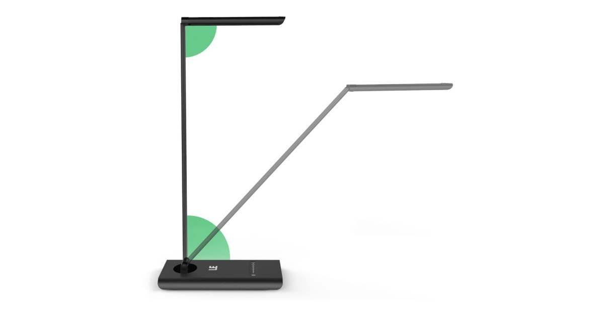 Bring this dimmable LED desk lamp home for just $11 Prime shipped (35% off)