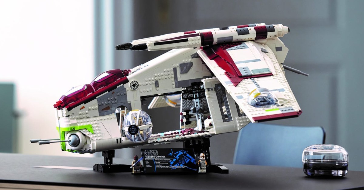 Check out all of LEGO's new August 2021 sets: Star Wars, Marvel, Nintendo, much more