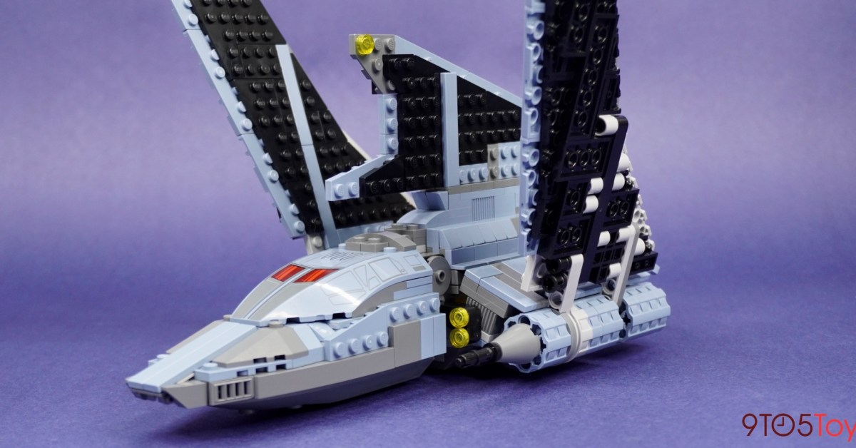 LEGO Bad Batch Shuttle review: Clone Force 99 makes a long-awaited debut
