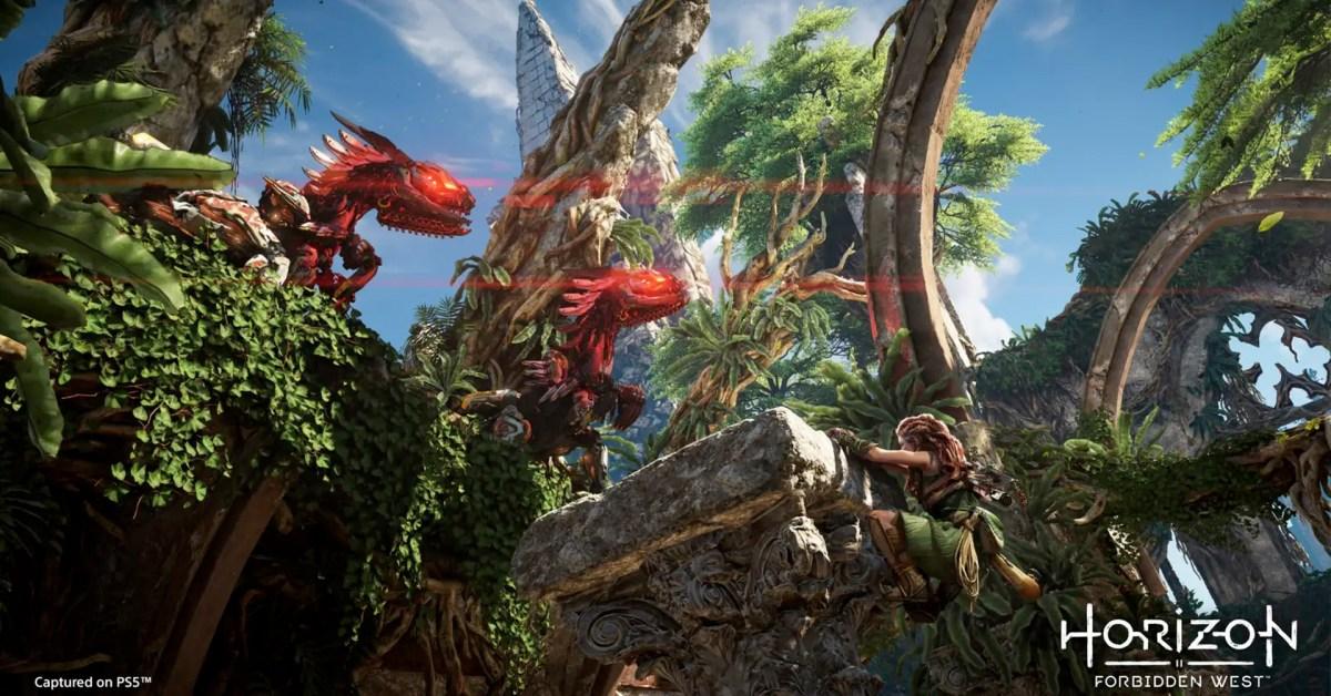 Aloy gains new abilities + more combat mechanics freedom in Horizon Forbidden West