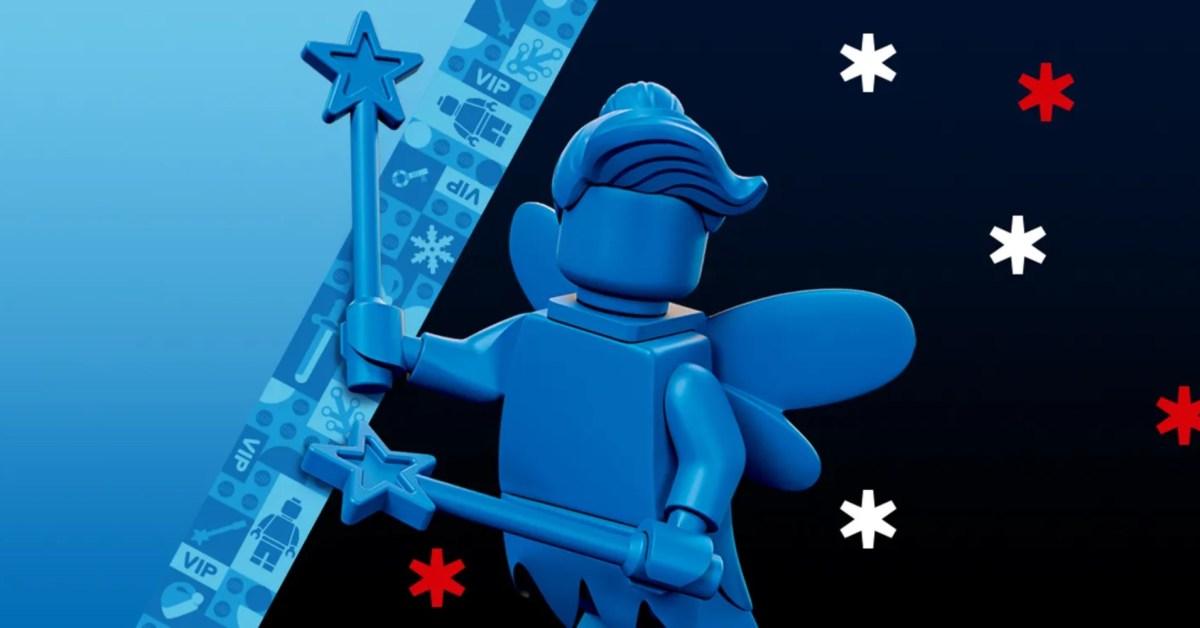 LEGO Black Friday VIP Weekend 2021 sale announced ahead of November
