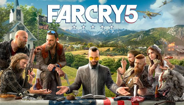Far Cry 5 Trainer Free Download