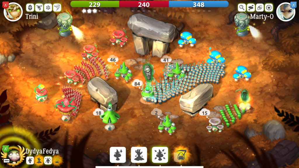 Mushroom Wars 2 Trainer Free Download