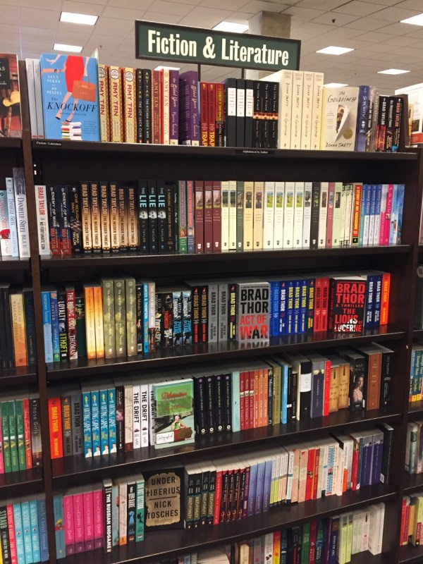How Barnes Noble Helps Indie Authors Find a Spot on