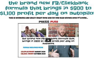 Traffic Badassery – The Brand New FB/Clickbank Formula - 9WSO Download