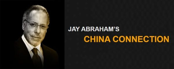 Jay Abraham China Connection- 9WSO Download