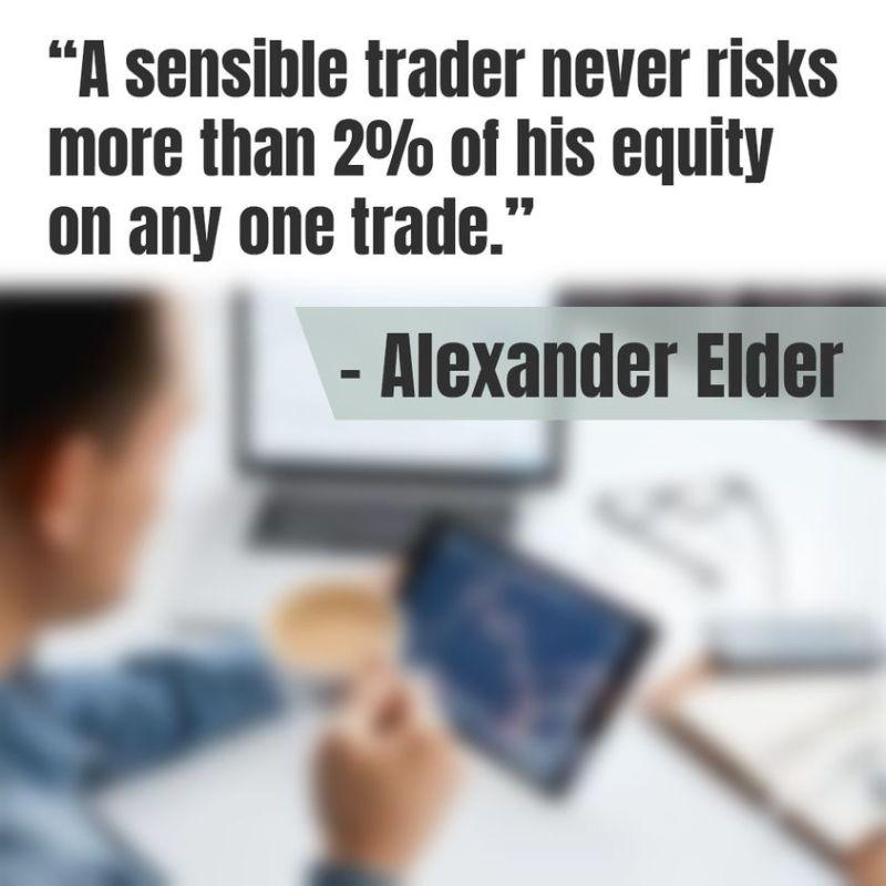 Alexander Elder quote