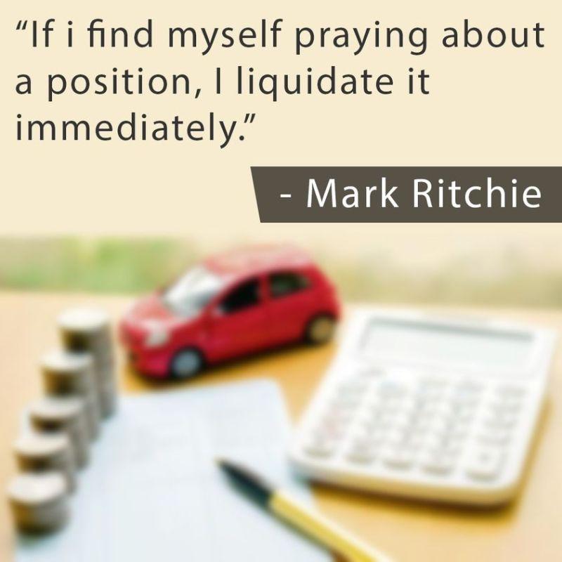 Mark Ritchie quote