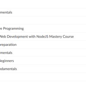 CodingBlocks - Course Collection