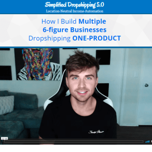 Scott Hilse – Simplified Dropshipping 5.0