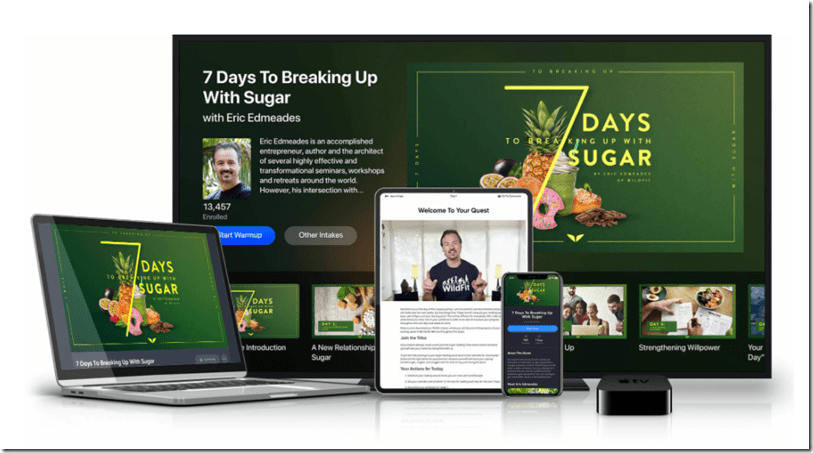 7 Days To Breaking Up With Sugar - MindValley