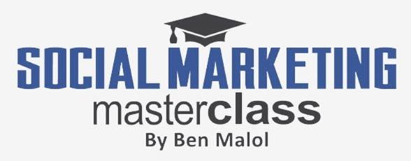 Ben Malol Social Marketing MasterClass- 9WSO Download