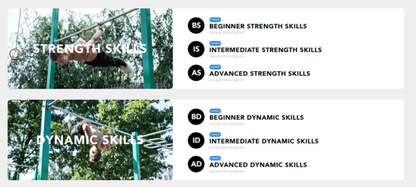Caliathletics Skills Program and Nutrition Guide- 9WSO Download
