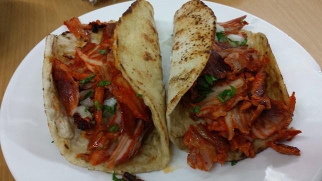 Tacos Árabes in Puebla - AGreatJourney.com