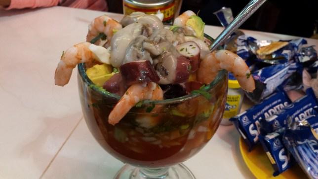 Vuelve a la vida - Tampico Mariscos Veracruz