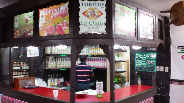 Toritos La Chata Veracruz