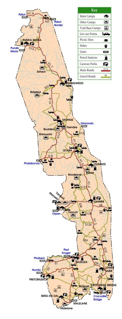 kruger-map