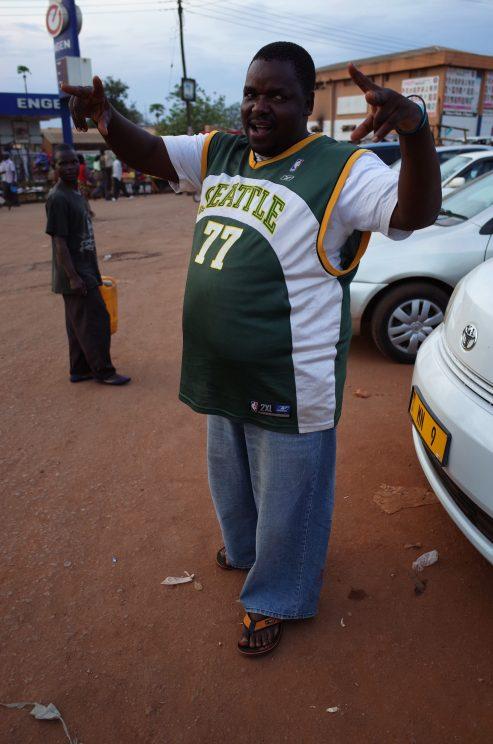 Malawi Taxi Driver