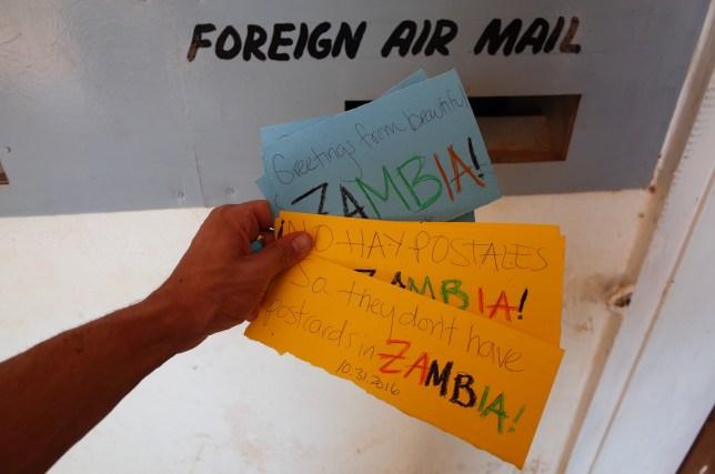 Zambia mail