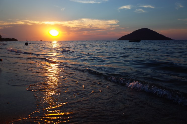 Cape Maclear Sunset