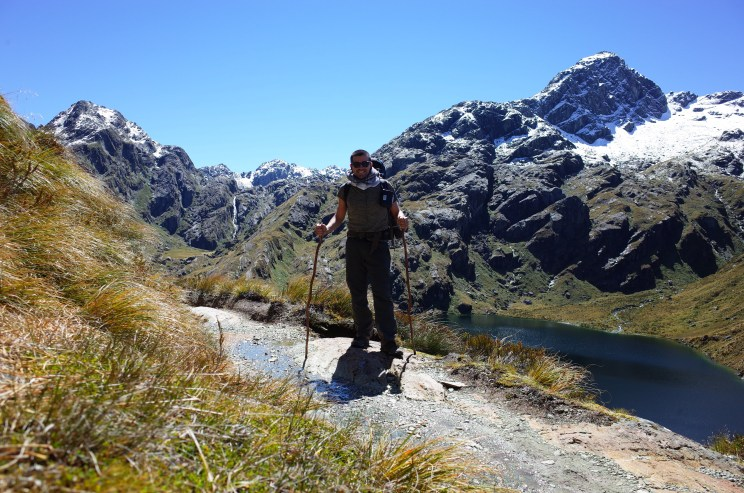 Routeburn Track NZ