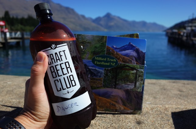 Craft Beer Club Queenstown