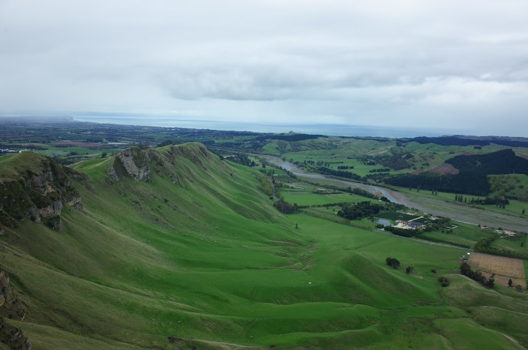 Te Mata Peak, New Zealand