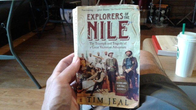 Explorers of the Nile, Tim Jeal, Melbourne
