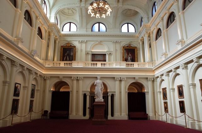 Parliament House, Melbourne, Victoria.