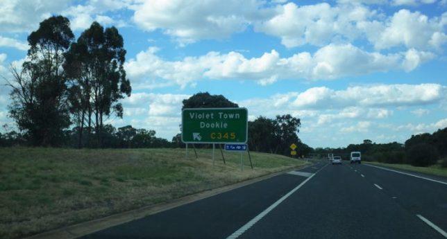 Dookie, Australia.