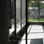 "Magnetic Screen Door, Adoric Upgraded Door Screen Magnetic Closure, Fiberglass Mesh Curtain with Full Frame Hook & Loop Fits Doors Size up to 35""-37'' x 82"" photo review"