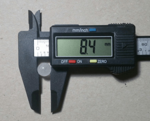 Digital Caliper, Electronic Digital Caliper Stainless Steel Body with Large LCD Screen | 0-6 inch | inch/mm Conversion photo review