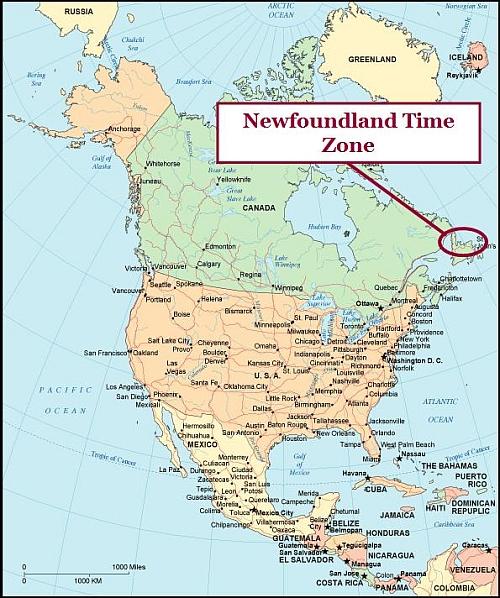 Dallas Central Time Zone